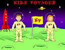 Kids Voyager software splash screen